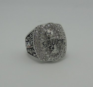 NBA 2005 San Antonio Spurs Championship Ring TIM Duncan 10S