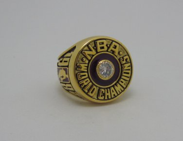 1982 Los Angeles lakers NBA Basketball Championship ring replica size 11S US