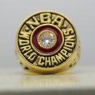 1983 Philadelphia 76ers NBA Basketball National Championship Ring 9 Size Malone Gift