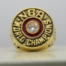 1983 Philadelphia 76ers NBA Basketball National Championship Ring 11 Size Malone Gift