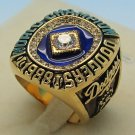 MLB 1988 Los Angeles Dodgers world series championship ring 10S