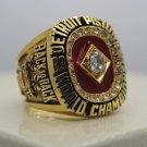 1990 Detroit Pistons NBA Basketball National Championship Ring 11 Size THOMAS Gift