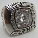 1972 Boston Bruins NHL Hockey Stanely cup Championship ring replica size 10 US Copper solid ring