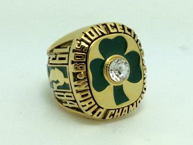 1984 Boston Celtics NBA CHAMPIONSHIP RING  Player Bird 10S