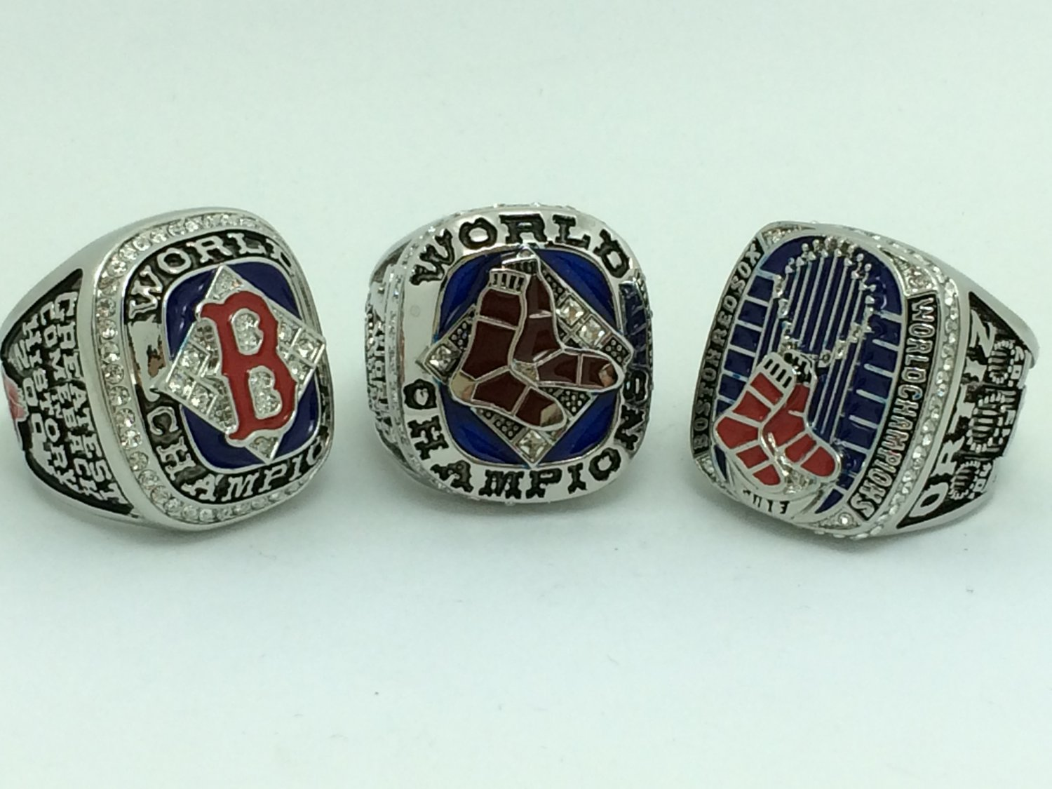 Red Sox Rings