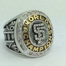 2010 MLB San Francisco Giants World series Championship ring size 9-13 solid