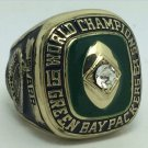 1965 Green Bay Packers world championship ring replica size 11 US