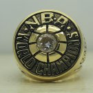 1975 Golden State Warriors NBA Basketball championship ring 8-14S copper solid