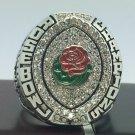 2015 Oregon Ducks Rose Bowl National championship ring 8-14S for sale