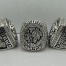 2014 2015 Chicago Blackhawks stanely cup championship ring TOEWS SOLID