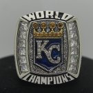 2015 Kansas City Royals world series Championship ring 8-14S copper PEREZ