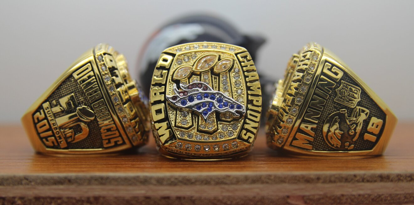 Super Bowl Rings For Sale Broncos