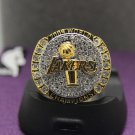 2009 Los Angeles Lakers NBA Championship rings 8-14S special for Kobe