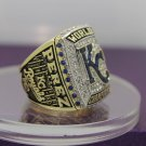 2016 Kansas City Royals world series Championship ring 8-14S PEREZ
