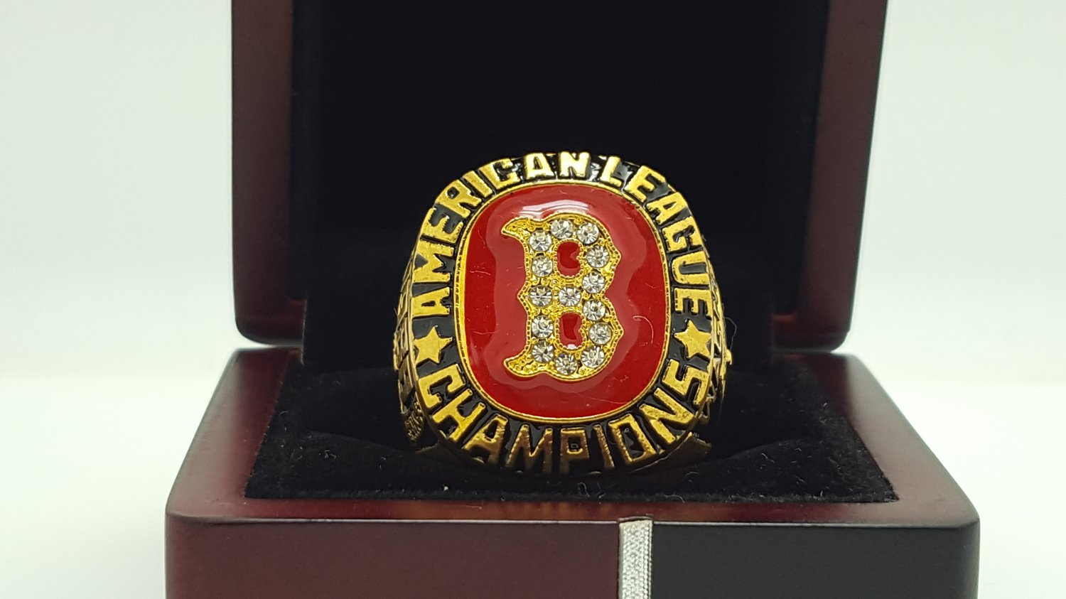 Red Sox World Series Ring For Sale