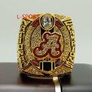 On Sale 2015 2016 Alabama Crimson Tide Football National Championship Ring 8-14S