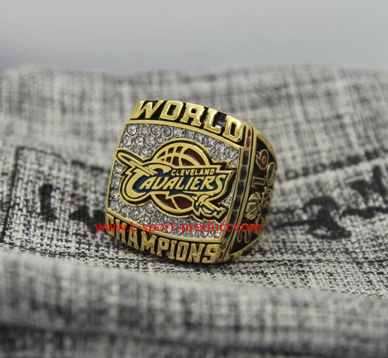 53f7e9ec8dd On sale 2016 Cleveland Cavaliers National Basketball Championship Ring 8 -14Size