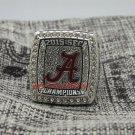 On Sale 2015 2016 Alabama Crimson Tide SEC National Championship Ring 8-14S