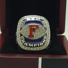 2008 UF Florida Gators SEC NCAA National championship ring 8-14S ingraved inside
