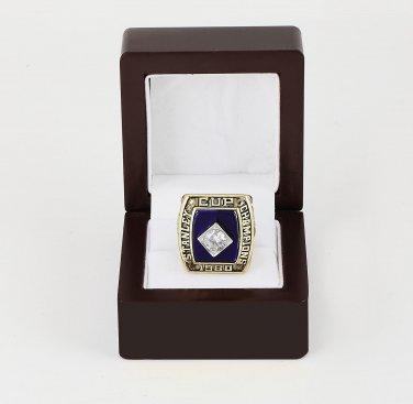 1980 New York Islanders NHL CHAMPIONSHIP RING 10-13 size +wooden case