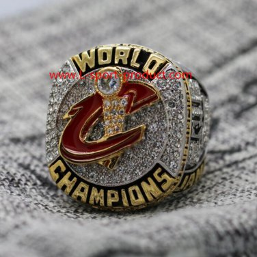 14 size US 2016 Cleveland Cavaliers basketball championship ring for JAMES 23# Ship today