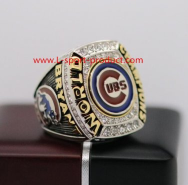 on sale order 2016 Chicago Cubs MLB world series ring 9S for Bryant NO 17