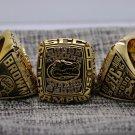 2000 UF Florida Gators SEC NCAA National championship ring 8-14S ingraved inside