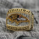 2000 Baltimore Ravens Super bowl XXXV CHAMPIONSHIP RING  8-14 size NIB