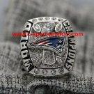 2017 New England Patriots NFL super bowl championship ring 10S for Tom Brady