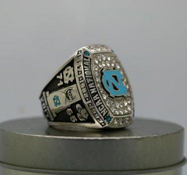 North Carolina Tar Heels 2016 NCAA basketball National Championship rings 10S