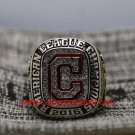 2016 2017 Cleveland Indians American League Championship Ring 8 Size