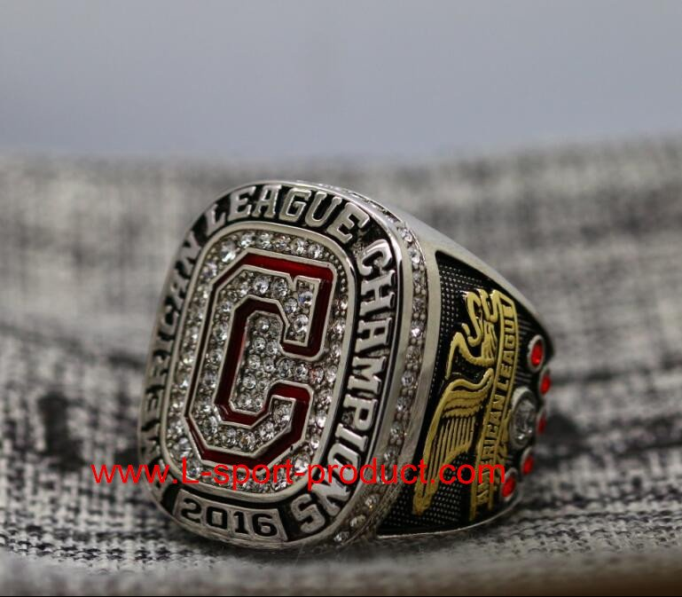 2016 2017 Cleveland Indians American League Championship Ring 9 Size