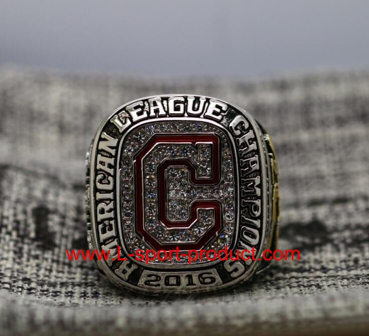 2016 2017 Cleveland Indians American League Championship Ring 12 Size