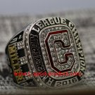 2016 2017 Cleveland Indians American League Championship Ring 14 Size