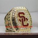 USC Trojans 2016 2017 university of  southern carlifornia Rose Bowl championship ring 8S