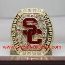 USC Trojans 2016 2017 university of  southern carlifornia Rose Bowl championship ring 10S