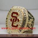 USC Trojans 2016 2017 university of  southern carlifornia Rose Bowl championship ring 12S