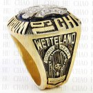 TEAM LOGO WOODEN CASE 1996 New York Yankees World Series CHAMPIONSHIP RING 10-13S