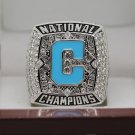 2016 Coastal Carolina Chanticleers NCAA Baseball copper ring(GILMORE) 8-14S