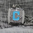 2016 Coastal Carolina Chanticleers NCAA Baseball copper necklace with a chain