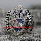 New England Patriots 2016 2017  world championship ring 9S for tom brady