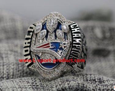 New England Patriots 2016 2017  world championship ring 11S for tom brady