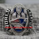 New England Patriots 2016 2017  world championship ring 12S for tom brady