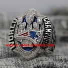 New England Patriots 2016 2017  world championship ring 15S for tom brady