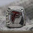 2017 Atlanta Falcons NFC CHAMPIONSHIP ring copper solid 8-14 size to choose