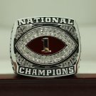 2003 Ohio State Buckeyes BCS NCAA  national  Championship Ring 8-14 S copper version