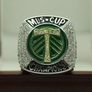2015 Portland Timbers MLS Cup championship RING 8-14 size ( VALERI)