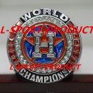 MLB 2017 Houston Astros World Series championship ring 8-14S for Altuve
