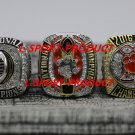 3PCS National Championship Ring 2016 Clemson tigers Rings 8-14S for WATSON