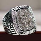 USC Trojans 2004 university of  southern carlifornia PAC-10 championship ring 8-14S